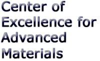 Center of Excellence for Advanced Materials